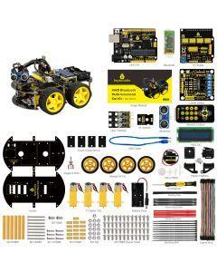 KEYESTUDIO 4WD Multi-functional DIY Smart Car For Arduino
