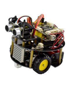 KEYESTUDIO Smart Little Turtle Robot V2.0 for Arduino