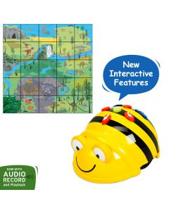 Bundle Bee-Bot Floor Robot and Dinosaure Mat