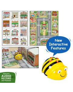 Community Bee-Bot bundle . Bee-Bot, Community Mat and + 3D Community Construction Kit