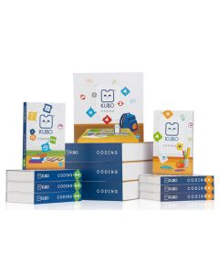 Bundle 4 packs of each KUBO Coding, Coding+ and Coding++