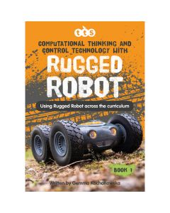 Rugged Robot Activities Book Hard Copy. Product Code: 708-IT10259