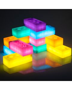 Light Up Glow Construction Bricks. Product Code: 708-EY10970
