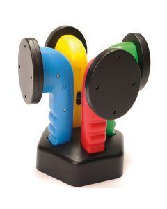 Easi-Detectors Outdoor ICT Metal Detectors 4pk. Product Code: 708-EY04176