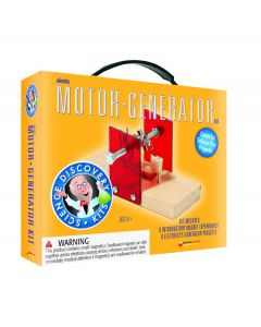 Kidder Dowling Magnets Electric Motor Generator Kit. Product Code: 80543561
