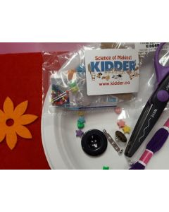 Kidder Wearable Tech 48 Student STEAM Class Pack. Product Code: 8354WC24