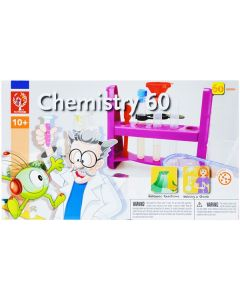 Kidder Elenco Chem 60 Chemistry Set. Product Code: 80-54-6013