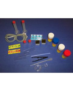 Kidder Chemistry Slide Making Kit. Product Code: B-14-245