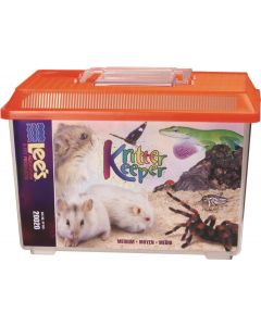 Kidder Lees Kritter Keeper Plastic Portable Aquarium 20020