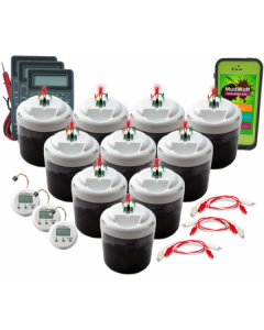 Kidder MudWatt STEM Classroom Pack. Product Code: 80-MW10051