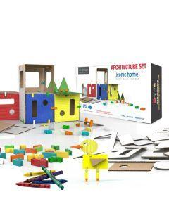3DuxDesign Iconic Home Architecture Set