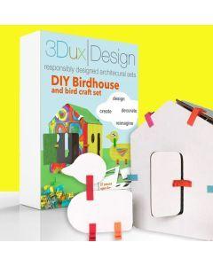 3DuxDesign Birdhouse Party Pack 10 Set