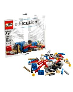 LEGO Education Machines & Mechanisms Replacement Pack 1. Product Code: 730709