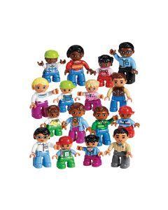 LEGO Education World People Set. Product Code: 89171
