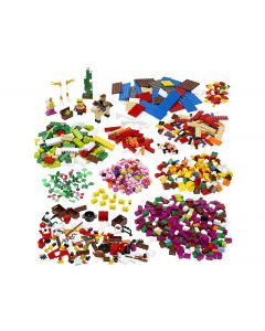 LEGO Education Sceneries Set. Product Code: 89306