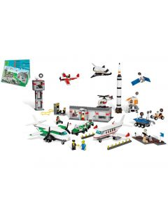 LEGO Education Space and Airport Set. Product Code: 89321T