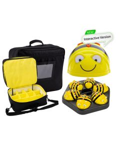 Bundle 6 Bee-Bots, Hive Storage Bag and Docking Station