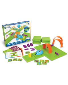 Learning Resources Code & Go Robot Mouse Activity Set. LER 2831