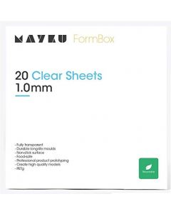 Mayku Clear Sheets 20 Pack