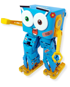 Marty the Robot V2 – The walking, dancing, coding companion!