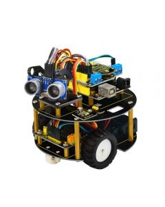 KEYESTUDIO Turtle Robot Car Kit (Arduino UNO R3)