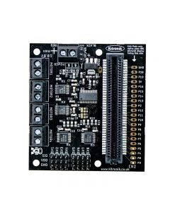 Kitronik All-in-one Robotics Board for BBC micro:bit, Product Code: 5641