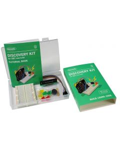 Kitronik Discovery Kit for the BBC micro:bit, Product Code: 5666