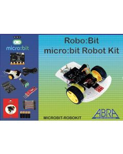 Micro:bit Smart Car Robot Educational Kit