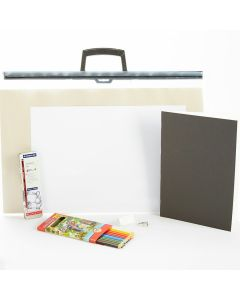TTS Group UK Introductory Student Art Pack, Product Code: PC00377