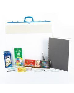 TTS Group UK Advanced Student Art Pack B - 5 Pack Product Code: PC10071