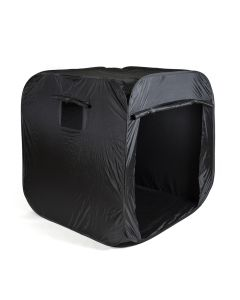 TTS Group UK Pop-Up Sensory Space Black, Product Code: SD10015