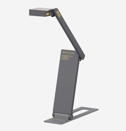 IPEVO DO-CAM HD Ultra Portable 8MP USB Document Camera / Webcam. 5-897-3-01-00
