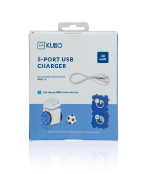 KUBO Coding  Multi charger 5-port + Power cord - US(A)