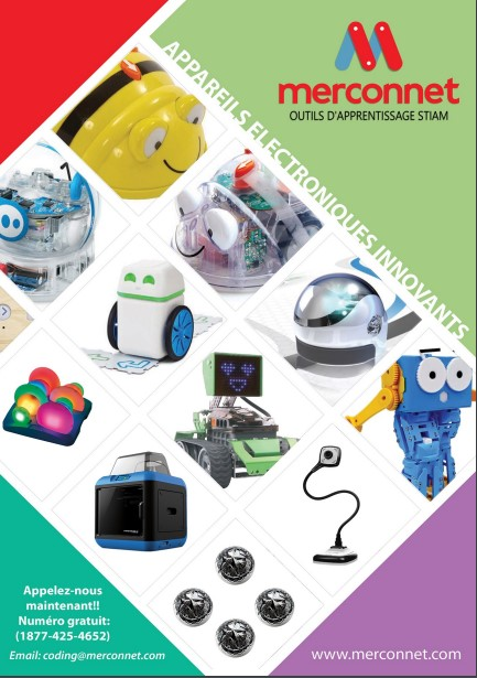 Catalogue de codage et robotique 2019