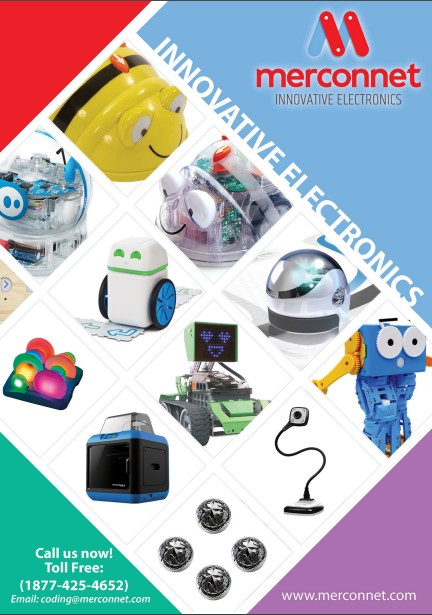 Coding and Robotics 2019 Catalogue