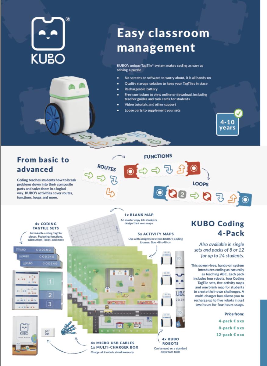 Kubo Flyer